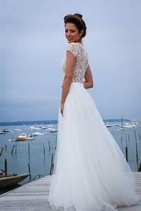 les robes de mariee marie laporte collection 2016 With robe de marie avec alliance pour mariage