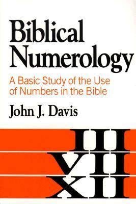 biblical numerology  john  davis