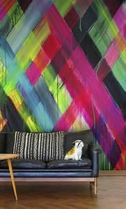 Comment Enlever Le Papier Peint : les papiers peints design en 80 photos magnifiques ~ Dailycaller-alerts.com Idées de Décoration