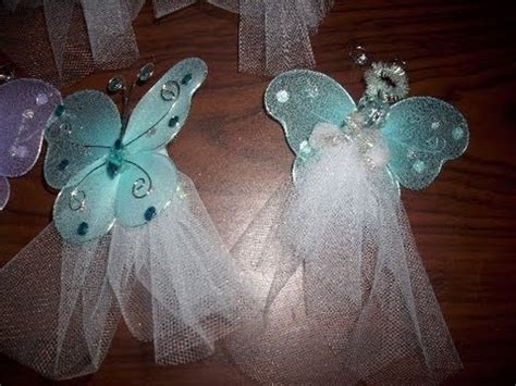 craft project butterfly angel youtube