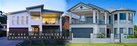 photos and inspiration split level project homes split level project homes sydney home decor ideas