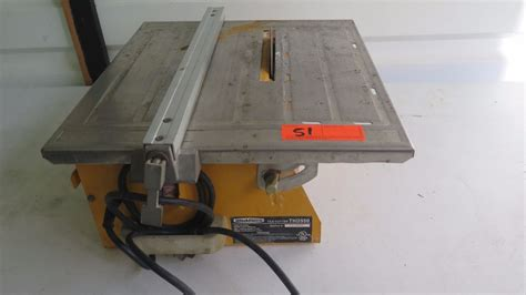 workforce tile saw thd550 ebay workforce thd550 tile cutter oahu auctions