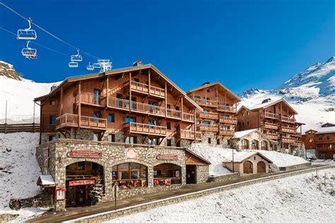 les chalets de rosael val thorens location vacances ski val thorens ski planet
