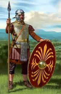 Roman Auxiliary Soldier