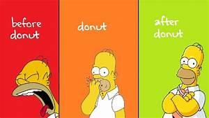 Homer Simpson Donuts Wallpaper HD Wallpaper ...
