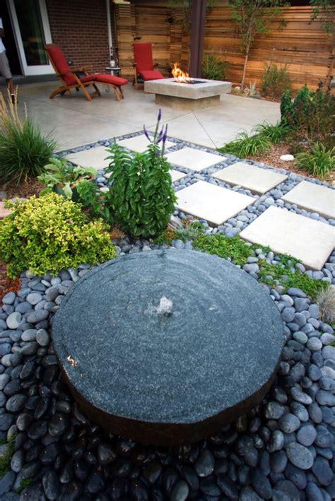 27 Ideen Für Gartenbrunnen Als Kreatives