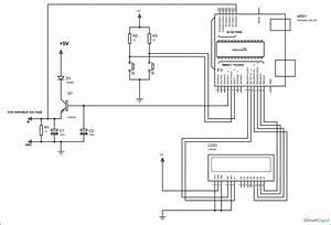 Voltage Regulator Symbol Schematic