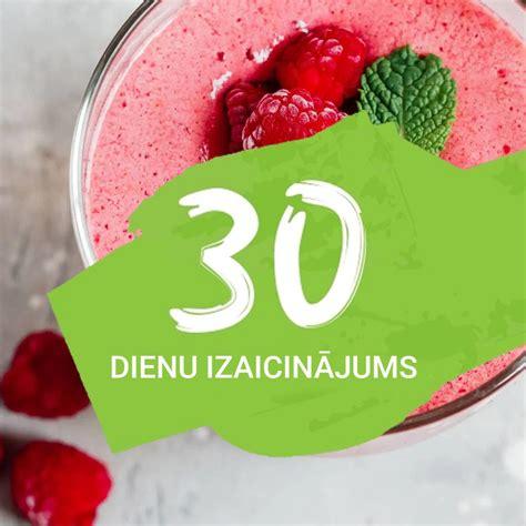 30 dienu izaicinājums - Nutrience Present