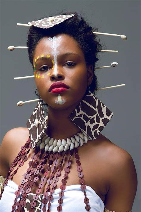 beautiful african girls from canada styled lovely for miss