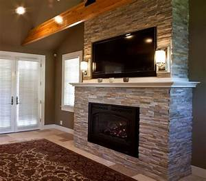 Master Bedroom Fireplace | For the Home | Pinterest