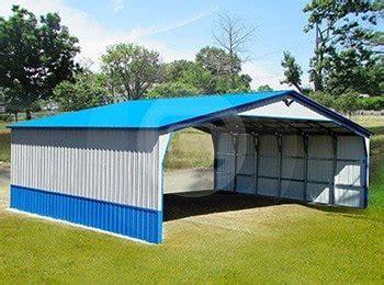 Eagle Car Ports - metal carports custom garage buildings rv carport