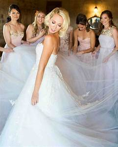 a look back at 201639s best celebrity wedding moments With anna camp wedding dress