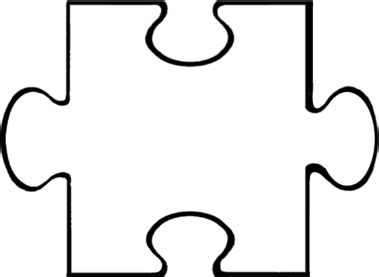 6 Best Images Of Printable Puzzle Pieces