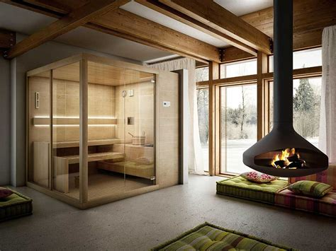 Sauna In Casa by Sauna Finlandese Relax In Casa La Casa In Ordine