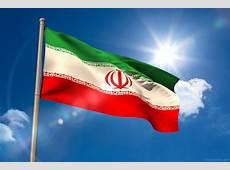 National Flag Of Iran 123Countriescom