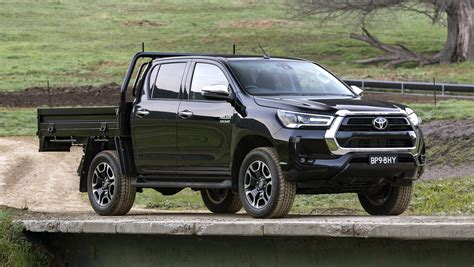 Learn more about our 4 wheel drive pickup truck here! Toyota HiLux SR5 2021 review: snapshot | CarsGuide