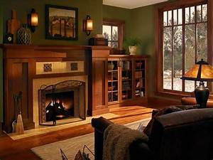 home architecture 101 craftsman With what kind of paint to use on kitchen cabinets for arts and crafts style wall art