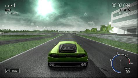 Lamborghini Huracan 3d Game 2017