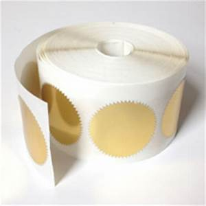 gold foil embossing label roll thestampmakercom With foil label maker