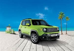 Prix Jeep : jeep renegade une nouvelle s rie limit e south beach ~ Gottalentnigeria.com Avis de Voitures