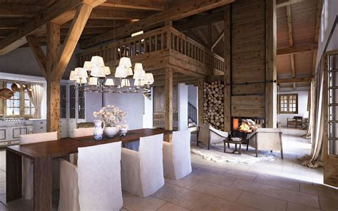 luxury glacier village  grindelwald switzerland