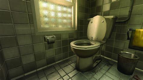 virtual toilets  teach    art  game