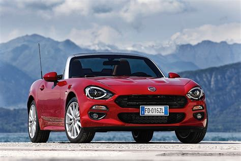 Fiat Spider by Fiat 124 Spider 2016 Autoevolution