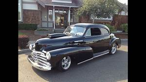 Chevrolet Stylemaster Coupe 1948 Cadillac