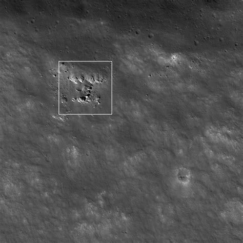 exciting new images lunar reconnaissance orbiter