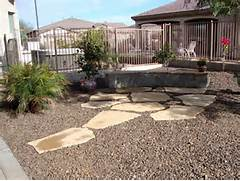 Desert Landscaping Ideas For Front Yard Pictures To Pin On Pinterest Designs Arizona For Landscaping Design And Desert Garden Design Garden Desert Landscaping Photos Back Yard Landscape Landscaping Garden Contemporary Desert Landscape Design Modern Villa With Hillside