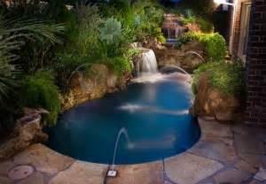 Backyard Pool Designs for Small Yards