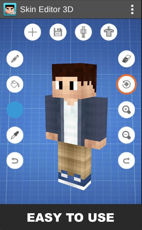 skachat skin editor   minecraft  na android
