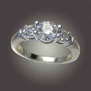 31 best engagement ring remount images on pinterest With ideas for redesigning wedding rings