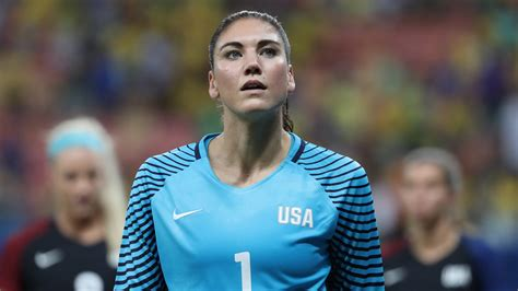 kingcom hope solo suspended   womens national