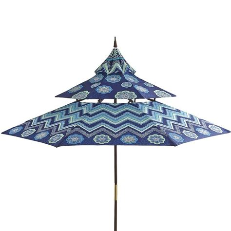 Pagoda Style Patio Umbrella by Pagoda Umbrella Pier 1 Imports Patio Umbrellas