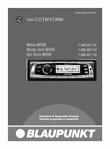 Blaupunkt Mp28 Hu Kezikonyv Service Manual Download