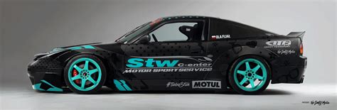 racing academy 2 driftwell livery graphics