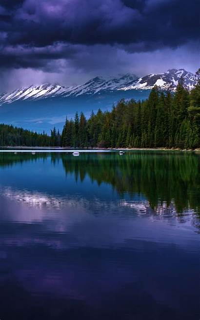 Wallpapers Iphone Portrait Nature Monitor Lake Orientation