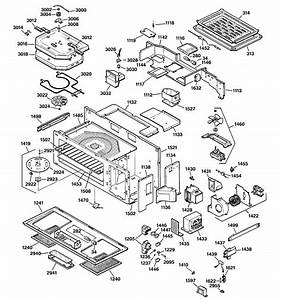 Ge Profile Microwave Parts Diagram  U2013 Bestmicrowave