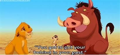 Behind Past Put Pumbaa Things Lion Timon