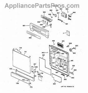Ge Wd21x10025 Wiring Harness