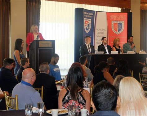 Champions School Of Real Estate Launches Superstar Panel