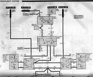 Pontiac Fiero Wiring Schematic