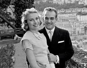 #Grace Kelly~Princess Grace and Prince Rainier of Monaco ...