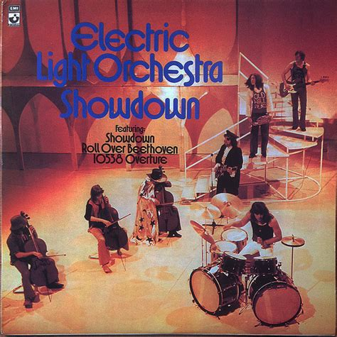 Electric Light Orchestra Showdown by Electric Light Orchestra Showdown Releases Discogs