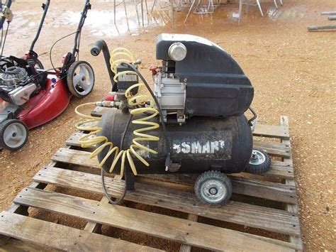 Jobsmart Elect Air Compressor