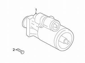 Buick Rainier Starter Motor  Liter
