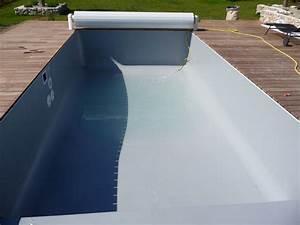 pose d39un liner 75 100 gris clair alkorplan a aix en With piscine avec liner gris clair 1 nos realisations avec liner gris clair reynaud piscines