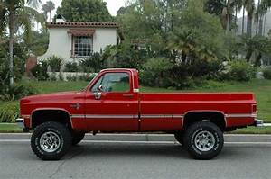 Buy Used 1987 Chevy Silverado 2500 3  4 Ton 4x4 In Glendale  California  United States  For Us