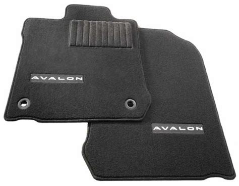 Toyota Avalon Floor Mats by The Best New 2014 Toyota Avalon Carpeted Floor Mats From